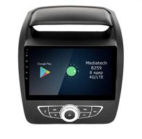 Штатная магнитола Roximo 4G RX-2331 для Kia Sorento Navi II 2012-2020 на Android 10.0