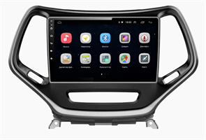 Parafar для Jeep Cherokee V (KL) 2013-2018 на Android 9.1 (PF999Lite)