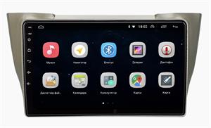 Parafar для Lexus RX II 300 2003-2009 на Android 9.1 (PF300Lite-Low)