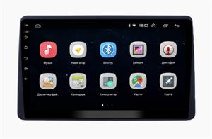 Parafar для Renault Duster 2021+ на Android 9.1 (PF163Lite)