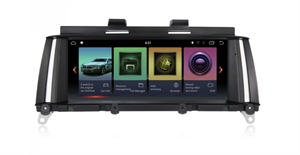 CarMedia MKD-B1008 для BMW 5 F10 / F11 2010-2013 для CIC на Android 8.1