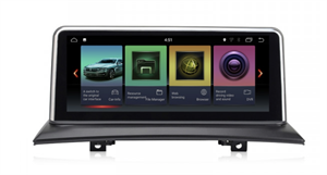 CarMedia XN-B1013-Q6 BMW X3 E83 (2004-2010) на Android 10.0