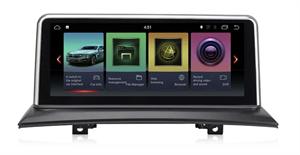CarMedia MKD-B1024 для BMW X3 (E83) 2003-2010 на Android 8.1
