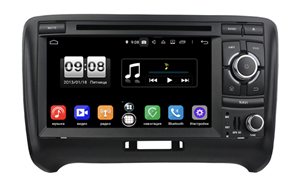 Farcar RA078 (S250) для Audi TT II (8J), TTS II (8J) 2006-2014 на Android 8.0