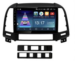 DayStar DS-7113Z с DSP + 4G SIM + CarPlay для Hyundai Santa Fe 2006-2012 на Android 10.0