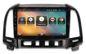 IQ NAVI TS9-1603PFHD (DSP и 4G-SIM) для Hyundai Santa Fe II (2005-2012) на Android 8.1.0