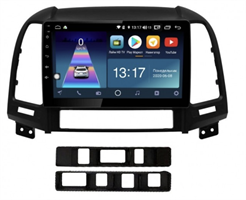 DayStar DS-7113ZM с DSP + 4G SIM + 6/128GB для Hyundai Santa Fe 2006-2012 на Android 10.0