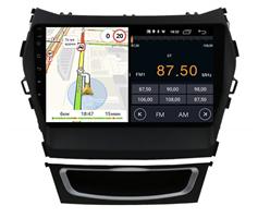 Parafar для Hyundai Santa Fe III 2012-2019 на Android 10.0 (PF209LTX)