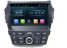 CarMedia KR-9235-DSP для Hyundai Santa Fe 2012+ (DM), Grand Santa Fe 2014+ на Android 9.0