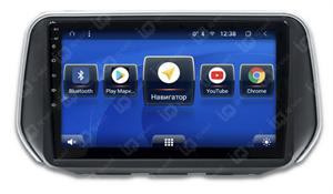 IQ NAVI T58-1620CFHD для Hyundai Santa Fe IV (2018+) на Android 8.1
