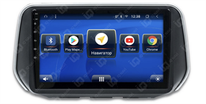 IQ NAVI TS9-1620CFHD с DSP + 4G SIM + CarPlay для Hyundai Santa Fe IV (2018-2020) на Android 8.1.0