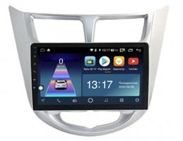 DayStar DS-7011Z с DSP + 4G SIM + CarPlay для Hyundai Solaris 2010-2017 на Android 10.0