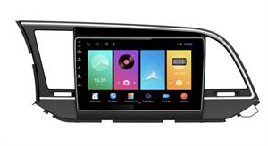 Штатная магнитола FarCar D581M для Hyundai Elantra VI (AD) 2016-2019 на Android 8.1