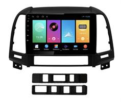 Штатная магнитола FarCar D008M для Hyundai Santa Fe II 2005-2012 на Android 8.1