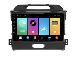 Штатная магнитола FarCar D537M для KIA Sportage III 2010-2016 на Android 8.1