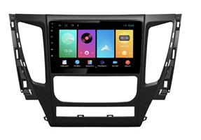 Штатная магнитола FarCar D1181M для Mitsubishi Pajero Sport III 2015-2019 на Android 8.1
