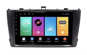 Штатная магнитола FarCar D1224M для Toyota Avensis III 2009-2015 на Android 8.1