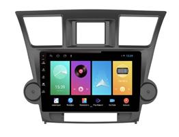Штатная магнитола FarCar D035M для Toyota Highlander (U40) 2007-2013 на Android 8.1
