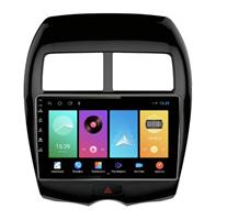 Штатная магнитола FarCar D026M для Mitsubishi ASX I 2010-2018 на Android 8.1