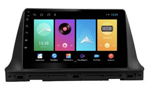 Штатная магнитола FarCar D1221M для Kia Seltos 2019-2021 на Android 8.1