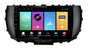 Штатная магнитола FarCar D1214M для Kia Soul III 2019-2020 на Android 8.1