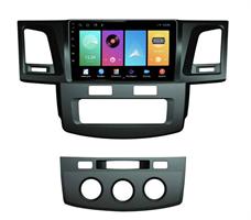 Штатная магнитола FarCar D143M для Toyota Hilux 2012+ на Android 8.1