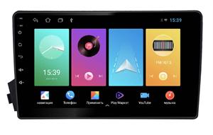 Штатная магнитола FarCar D158M для Ssang Yong Kyron 2005-2015 на Android 8.1
