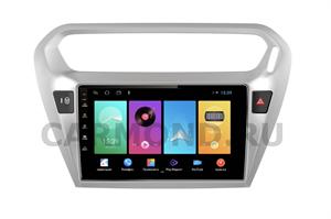 Штатная магнитола FarCar D294M для Peugeot 301 I 2012-2018 на Android 8.1
