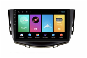 Штатная магнитола FarCar D198M для Lifan X60 I 2012-2016 на Android 8.1