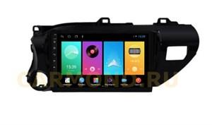 Штатная магнитола FarCar D588/1077M для Toyota Hilux 2015-2020 на Android 8.1