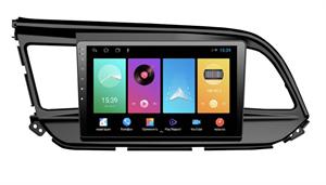 Штатная магнитола FarCar D1159M для Hyundai Elantra 2018+ на Android 8.1