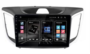 INCAR DTA2-2410c для Hyundai Creta 2016-2021 + поддержка оригинальной камеры заднего вида (не идёт в комплекте) на Android 10.0