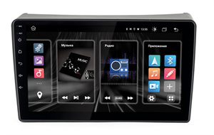 "INCAR DTA2-2415 для Hyundai Starex H1 2007-2016 DSP, 9"" на Android 10.0"