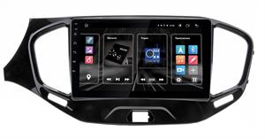 """INCAR DTA2-6303c для Lada Vesta 2015-2021 + поддержка оригинальной камеры заднего вида (не идёт в комплекте) DSP, 9"""" на Android 10.0"""