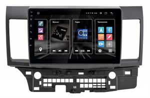 "INCAR DTA2-6102 для Mitsubishi Lancer X 2007-2018 DSP, 10"" на Android 10.0"