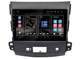 """INCAR DTA2-6105 для Mitsubishi Outlander II (XL) 2006-2012 DSP, 9"""" на Android 10.0"""
