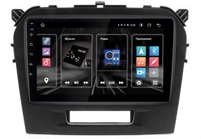 """INCAR DTA2-1707c для Suzuki Vitara IV 2014-2018 + поддержка оригинальной камеры заднего вида (не идёт в комплекте) DSP, 9"""" на Android 10.0"""