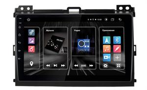 "INCAR DTA2-2209 для Toyota Land Cruiser Prado 120 2002-2009 DSP, 9"" на Android 10.0"