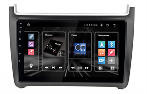 "INCAR DTA2-8602 для Volkswagen Polo 5 2009-2019 DSP, 9"" на Android 10.0"