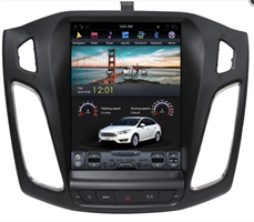 CarMedia ZF-1003-DSP Tesla-Style для Ford Focus 2011-2016 на Android 9.0