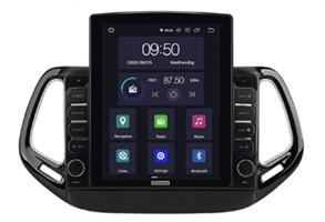 CarMedia OL-1255-2D-HL TESLA для Jeep Compass II 2017-2021 на Android 10.0