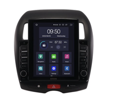 CarMedia OL-1631-2D-HL TESLA для Mitsubishi ASX I 2010-2018 на Android 10.0