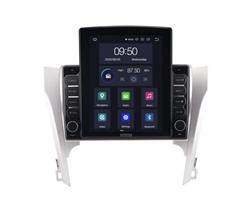 CarMedia OL-1607-2D-HL TESLA для TOYOTA Camry 2011-2014 (V50) на Android 10.0