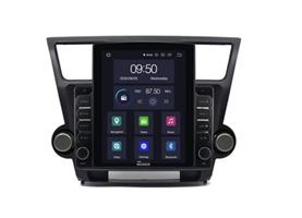 CarMedia OL-1616-2D-HL TESLA для Toyota Highlander (U40) 2007-2013 на Android 10.0