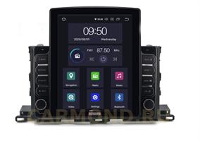 CarMedia OL-1601-2D-HL TESLA для Toyota Highlander (U50) 2014-2019 на Android 10.0