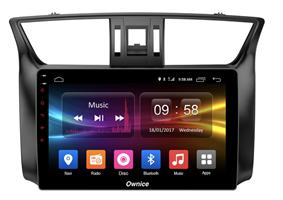 CarMedia  OL-1666-2D-HL TESLA для Nissan Sentra VII (B17) 2014-2017, Tiida II 2015-2017 на Android 10.0
