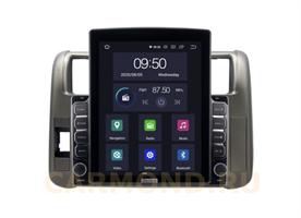 CarMedia OL-1614-2D-HL TESLA для TOYOTA Land Cruiser Prado 150 2013-2017 на Android 10.0