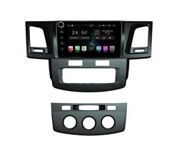 Farcar H143RB (S400) с DSP + 4G SIM для Toyota Hilux 2012+ на Android 10.0 c кнопками