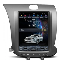 CarMedia ZF-1056-DSP Tesla-Style для Kia Cerato III 2013+ на Android 9.0