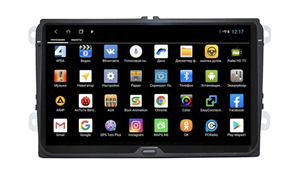 Parafar для Volkswagen Amarok, Caddy, Golf, Jetta, Passat, Polo на Android 9.0 (PF904XHD)